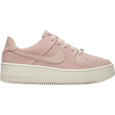 ナイキ Nike レディース シューズ・靴 Air Force 1 Sage Shoes PtclBeige/PtclBeige/Phntm