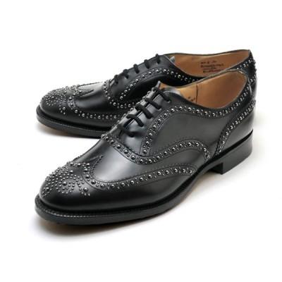 チャーチ バーウッド 2S ポリッシュドバインダー ブラック ビジネスシューズ 紳士靴 メンズ
