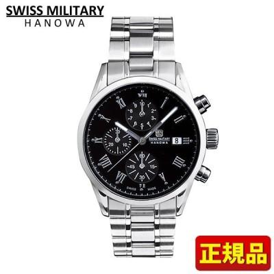 ポイント最大17倍 SWISS MILITARY ROMAN スイスミリタリー ローマン メンズ 腕時計 ML346 ML-346