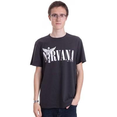 インペリコン Impericon メンズ Tシャツ トップス - In Utero 2 Charcoal - T-Shirt grey