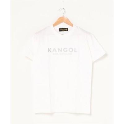 tシャツ Tシャツ 『KANGOL』別注メタルプリントT