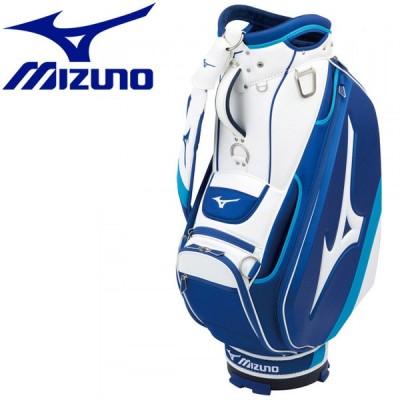 ミズノ ゴルフ Tour Staff キャディバッグ メンズ 5LJC202100WM
