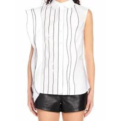 Balossa レディースブラウス Balossa Shirt Black&White