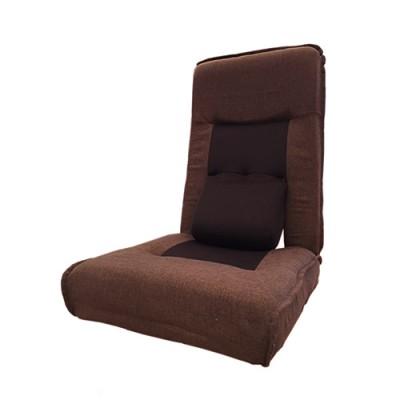 腰にフィットするハイバック座椅子