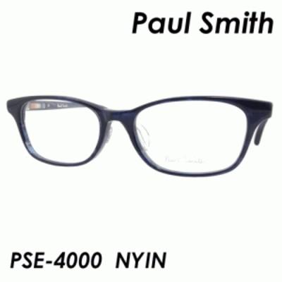 Paul Smith(ポール・スミス) メガネ PSE-4000 NYIN 53mm 日本製 ポールスミス