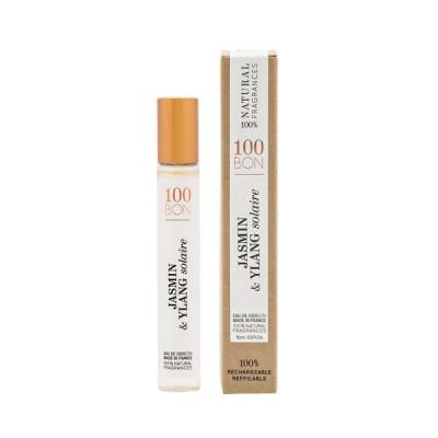 100BON  / ソンボン / ジャスミン&イラン オードパルファン 15ml / 100%ナチュラルフレグランス / 香水