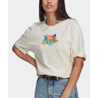 tシャツ Tシャツ アディカラー エッセンシャルズ × Egle Tシャツ / アディダスオリジナルス