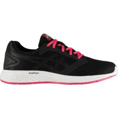 アシックス Asics レディース スニーカー シューズ・靴 Patriot 10 Trainers Black/Pink