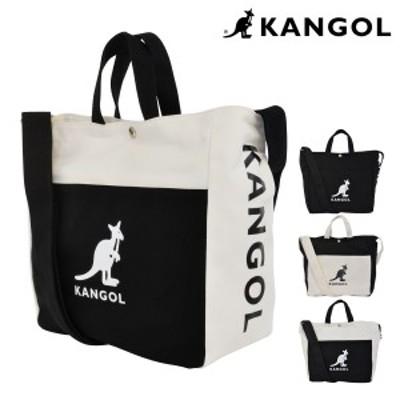 【レビューを書いてポイント+5%】カンゴール ショルダーバッグ 2WAY メンズ レディース 250-1441 KANGOL   トートバッグ