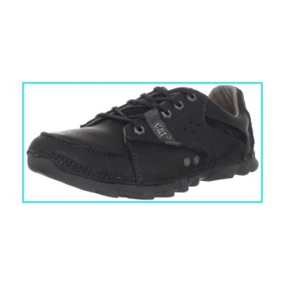 Caterpillar Men's Stat Oxford,Black,8.5 M US【並行輸入品】