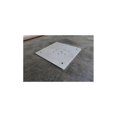 【直送品】 三乗工業 防音パネル用 FP・APベースプレート MES-OP-PIP01 【個人宅配送不可】《オプション》 【特大・送料別】