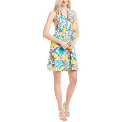 サウザーンロック ワンピース トップス レディース SOUTHERN fROCK Charlie Shift Dress lemon print