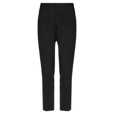メッサジェリエ MESSAGERIE パンツ ブラック 54 コットン 97% / ポリウレタン 3% パンツ