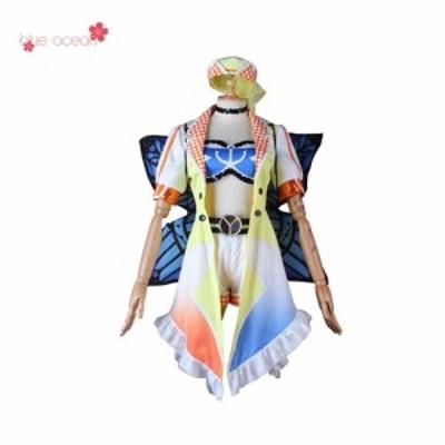ラブライブ!サンシャイン!! Aqours LoveLive!Sunshine!!未体験HORIZON 渡辺 曜(わたなべ よう)  風 コスプレ衣装  cosplay ハロウィン