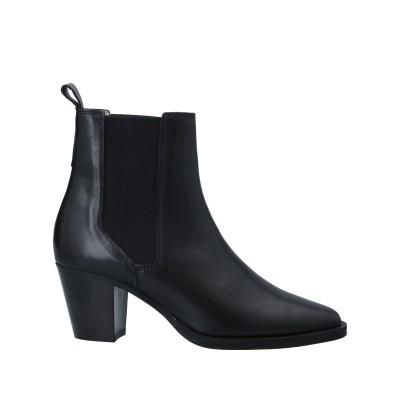 ROYAL REPUBLIQ ショートブーツ ブラック 36 柔らかめの牛革 100% ショートブーツ