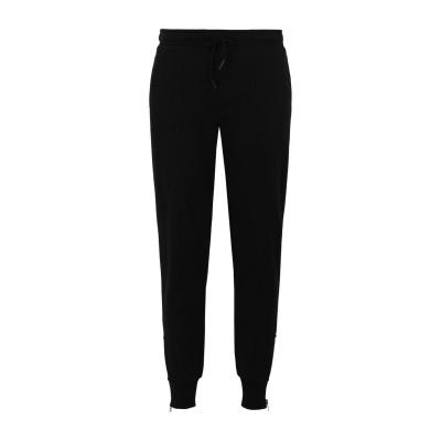 DKNY パンツ ブラック XS コットン 100% パンツ
