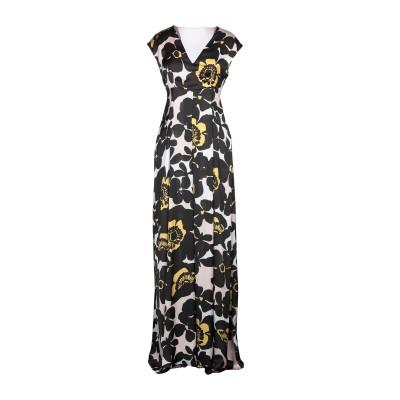 アレッサンドロデラクア ALESSANDRO DELL'ACQUA ロングワンピース&ドレス ライトピンク 40 ポリエステル 100% ロングワン