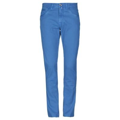 FRADI パンツ ブルー 32 コットン 97% / ポリウレタン 3% パンツ