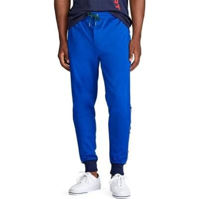 ラルフ ローレン Polo Ralph Lauren メンズ スウェット・ジャージ ボトムス・パンツ poly tricot fleece track pants SAPPHIRE STAR