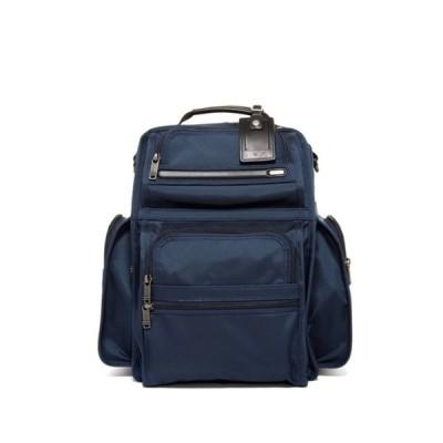 トゥミ メンズ バックパック・リュックサック バッグ T-Pass Business Class Nylon Brief Pack NAVY