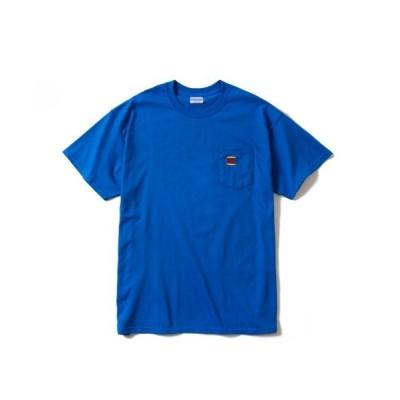 "tシャツ Tシャツ S/S  P-Tee ""BURGER"" emb."