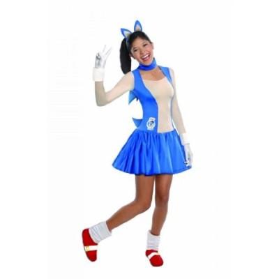 【送料無料】コスチューム Rubie's Costume Sonic The Hedgehog Dress and Accessories 輸入品