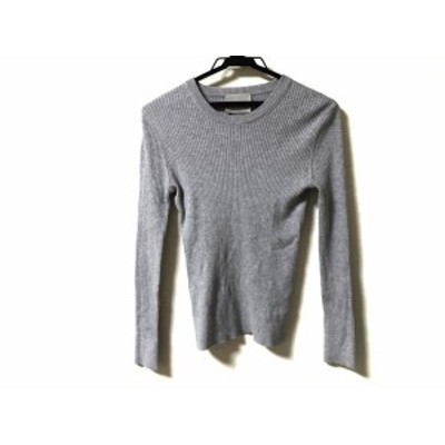 フォンデル VONDEL 長袖セーター サイズS レディース グレー【中古】20200505
