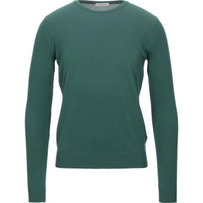 カングラ カシミア KANGRA CASHMERE メンズ ニット・セーター トップス Sweater Green