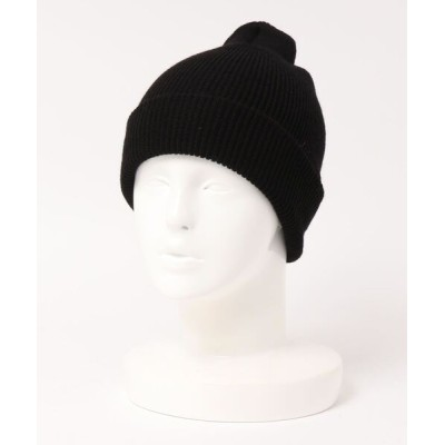 TONE / 100% WOOL BEANIE (UN) WOMEN 帽子 > ニットキャップ/ビーニー