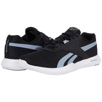 リーボック Reago Essential 2.0 メンズ スニーカー 靴 シューズ Black/Meteor Grey/White