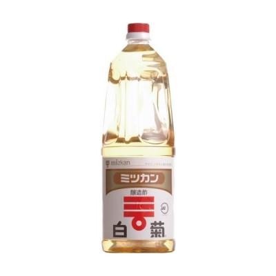 ミツカン 米酢 白菊 1800mlペットボトル 2本入り