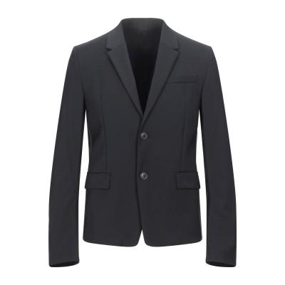 DIESEL BLACK GOLD テーラードジャケット ブラック 48 ポリエステル 54% / ウール 44% / ポリウレタン 2% テーラー
