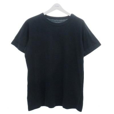 N.HOOLYWOOD 半袖Tシャツ ネイビー サイズ:38 (明石店) 210505