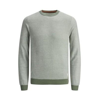 ジャック アンド ジョーンズ メンズ ニット・セーター アウター Men's Jortons Knit Sweater