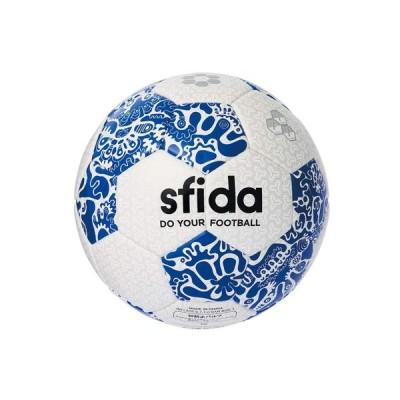 SFIDA(スフィーダ) VAIS KIDS KINASHI NORITAKE Edition BSF-VN04 WHT/BLU サッカー3号