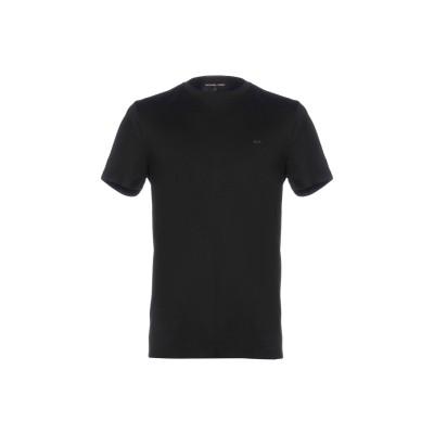 MICHAEL KORS MENS T シャツ ブラック S コットン 100% T シャツ