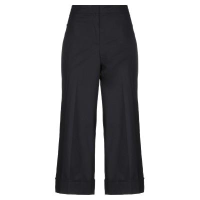 ロートレ ショーズ L' AUTRE CHOSE パンツ ブラック 44 コットン 97% / ポリウレタン 3% パンツ