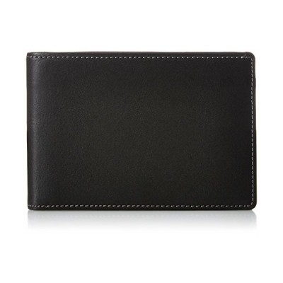 (スインリー) 財布 日本製 薄型 EWSLBS04 ブラック