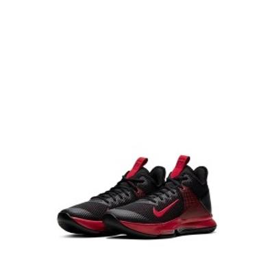 ナイキ メンズ スニーカー シューズ Lebron Witness 4 Basketball Shoe 006 BLACK/GYMRED