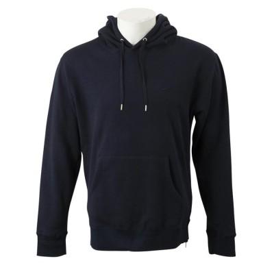 【VANS】 ヴァンズ Side Zipper Hoody Tops スウェットプルオーバー VA-L031 NAVY L ブルー