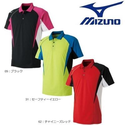 MIZUNO ミズノ 半袖ゲームシャツ ユニホーム テニス ソフトテニス バドミントン ウェア