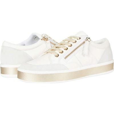 ジェオックス Geox レディース シューズ・靴 Leelu 12 White