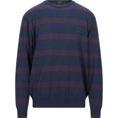 ポール シャーク PAUL & SHARK メンズ ニット・セーター トップス Sweater Deep purple