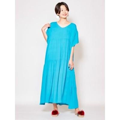チャイハネ 公式 《ペコラワンピース》 エスニック アジアン  ファッション ワンピース IDS-0411