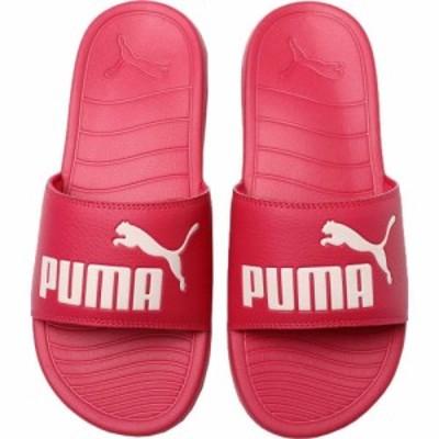 プーマ Puma メンズ サンダル シューズ・靴 popcat 20 slides Dark Pink