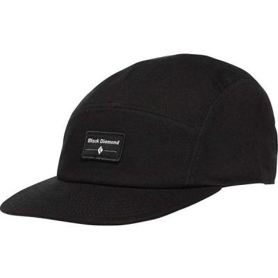 ブラックダイヤモンド Black Diamond ユニセックス キャップ 帽子 Camper Cap Black