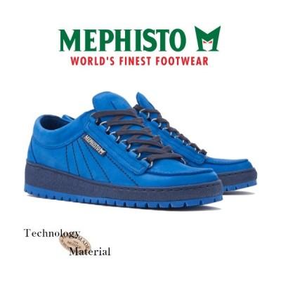 10%off MEPHISTO JAPAN メフィスト ジャパン 正規取扱い RAINBOW HERITAGE COBALT BLUE 靴 メンズ 本革 ポルトガル製 【沖縄・離島は送料無料対象外】
