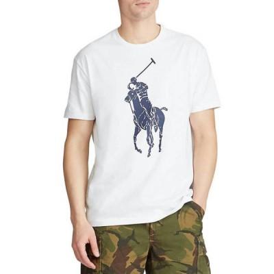 ラルフローレン メンズ シャツ トップス Classic Fit Big Pony T-Shirt