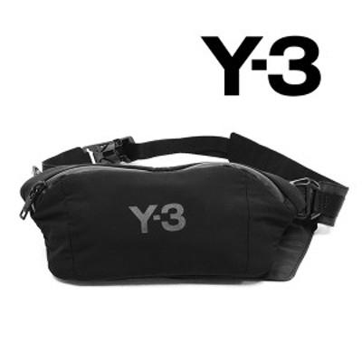 [ワイスリー]Y-3 ボディバッグ(ブラック) Y3-003