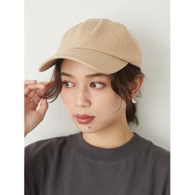 Green Parks / ・ベーシックツイルキャップ* WOMEN 帽子 > キャップ